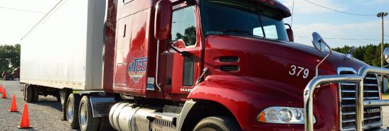 Earn Your CDL at Mississippi Truck Driving School! 18 Day